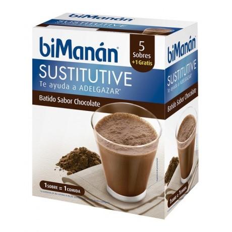 BIMANAN BATIDO CHOCOLATE  SOB