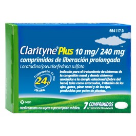 CLARITYNE PLUS 7 COMP