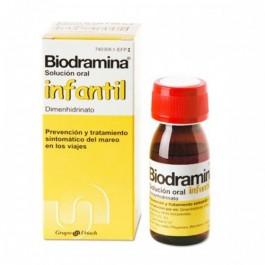 BIODRAMINA INF SOL ORAL 60 ML