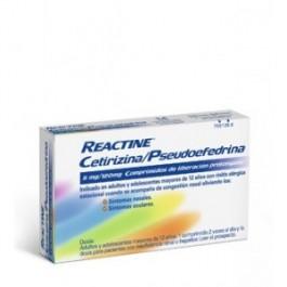 REACTINE PLUS 14 COMP