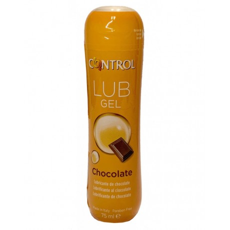 LUBRICANTE CONTROL CHOCOLATE 75ML