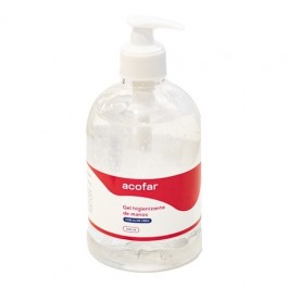 ACOFAR GEL HIGIENIZANTE DE MANOS 500ML