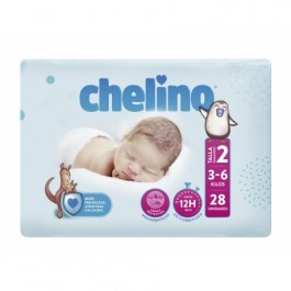 PAÑAL INF CHELINO 2 FAHION&LOVE R/NA