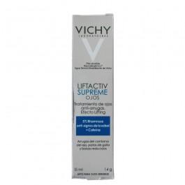 VICHY LIFTACTIV CONTORNO OJOS ANTIARRUGAS 15 ML