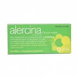 ALERCINA 7 COMP