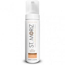 ST. MORIZ AUTOBRONCEADOR MOUSSE MEDIUM