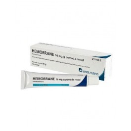 HEMORRANE 1% POMADA 30 G