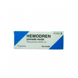 HEMODREN 1% PDA 15 G