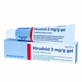 HIRUDOID GEL 40 GR