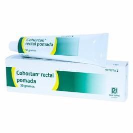 COHORTAN RECTAL PDA 30 GR