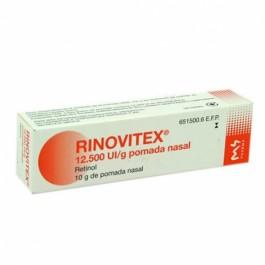 RINOVITEX POMADA NASAL 10 G