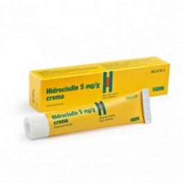 HIDROCISDIN 5MG/G CREMA 30 G