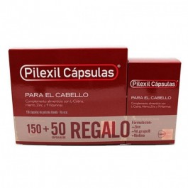 PILEXIL 150 CAPSULAS + 50 DE REGAL