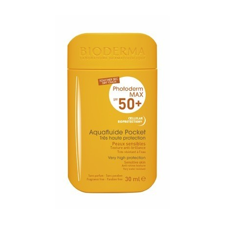 BIODERMA PHOTODERM MAX AQUAFLU POCKET SPF50