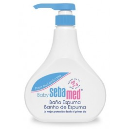 SEBAMED BABY BAÑO ESPUMA  500 ML