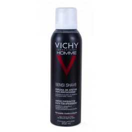 VICHY HOMME MOUSSE P/SENSIBLE200ML