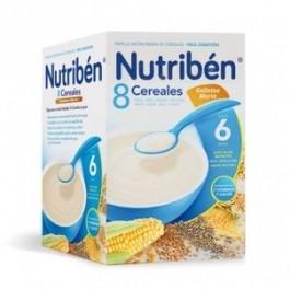 NUTRIBEN 8 CEREALES GALLETAS MARIA