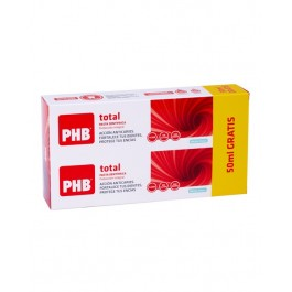 PHB TOTAL PACK PASTA 200ML+50 ML