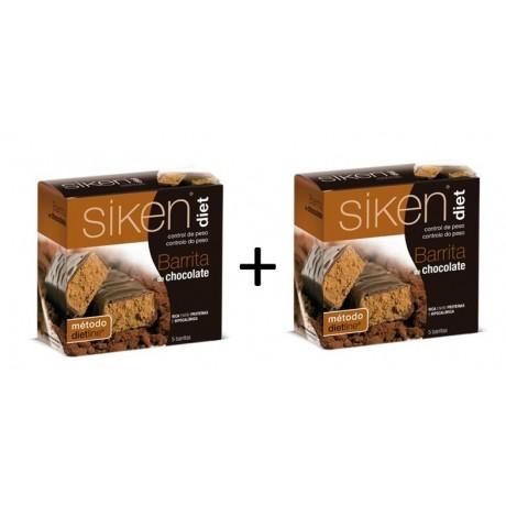 SIKENDIET DUPLO 50% BARRITA CHOCOLATE