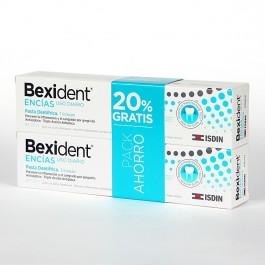 BEXIDENT ENCIAS PACK 2 PASTAS 125 ML