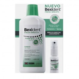 BEXIDENT COLUTORIO+SPRAY FRESH BREATH