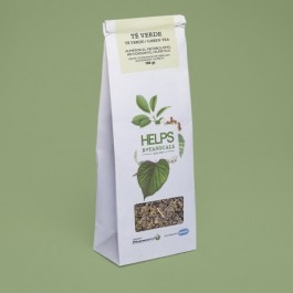 HELPS BOTANICALS TE VERDE 100GR