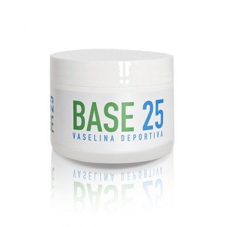BASE 25 VASELINA DEPORTIVA 250ML