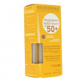 PHOTODERM NUDE SPF 50+ BIODERMA COLOR DORADO 40 ML
