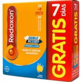REDOXON PACK 23 + 7 COMPRIMIDOS EFERV