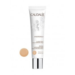 CAUDALIE VINOPERFECT FLUIDO CON COLOR 01